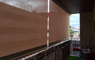 Mas Sombras - Toldo vertical para balcon Las Palmas