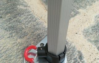 Mas Sombra - Seguridad Carpa Plegable en Las Palmas