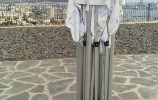 Mas Sombra - Alquiler Carpa Plegable en Las Palmas