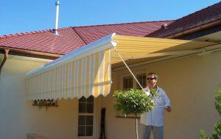 VEnta e instalacion Toldo para terraza Sombrex - Las Palmas - Mas Sombras