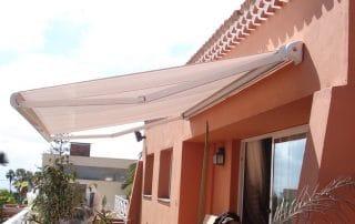 Venta e instalacion Toldo extensible sombrabox - Las Palmas - Mas Sombras