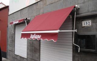 Toldo para Balcon Las Palmas - Mas Sombras