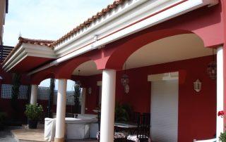 Instalación Toldo extensible sombrabox - Las Palmas - Mas Sombras