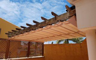Pergolas de aluminio en Las Palmas, instalacion- Mas sombra