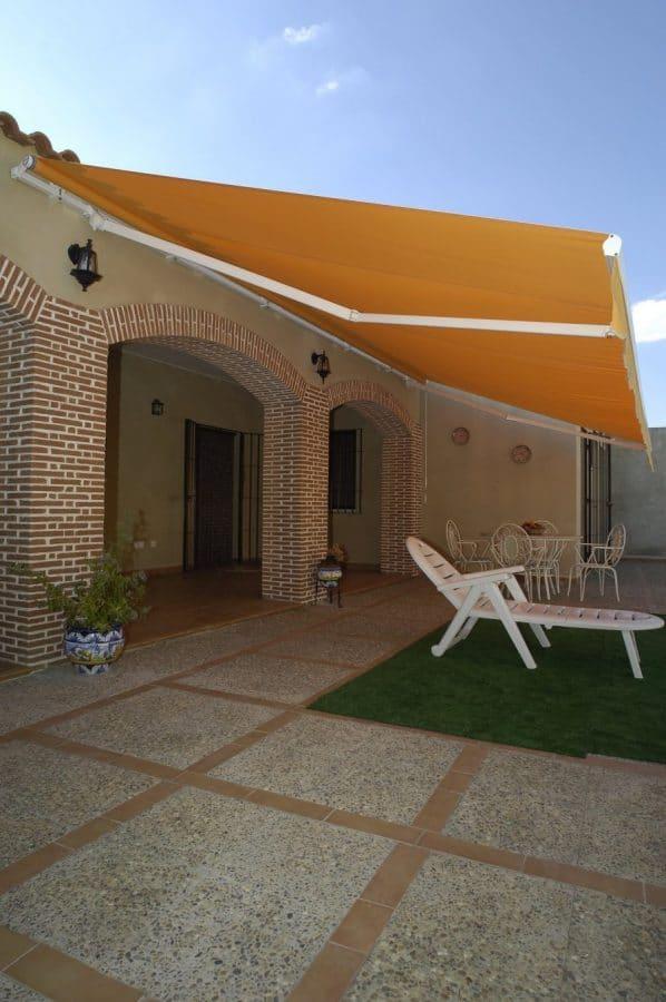 Toldo extensible para terraza en Las Palmas