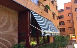 Mas Sombras - Cofre punto recto para residencial Las Palmas