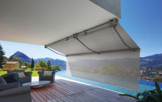 Toldo moderno para terraza Sombrex - Las Palmas - Mas Sombras